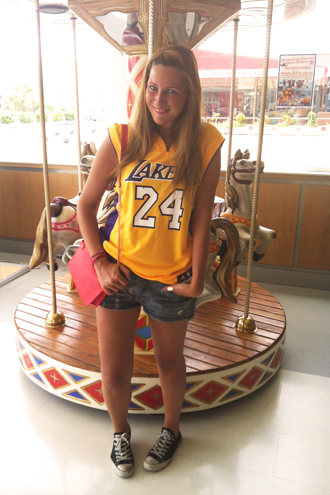 Lakers  lady – siguemiestilo