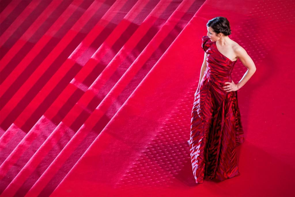 cannes alfombra roja estrellas joyas
