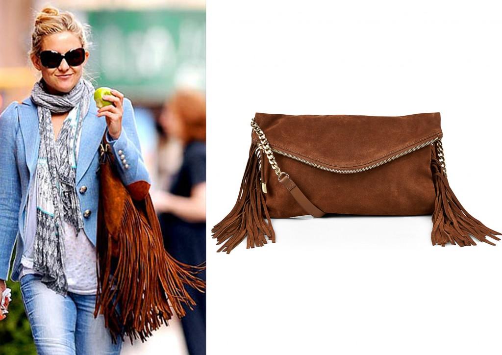 bolso flecos 65€ accessorize