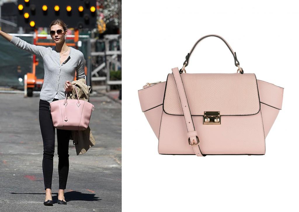 bolso rosa accessorize