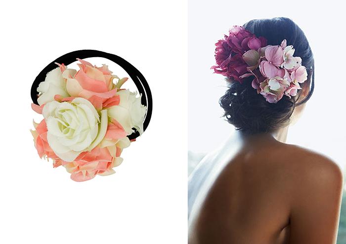 Coletero flor accessorize