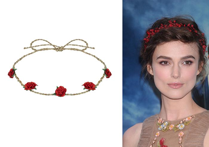 Corona rosas accessorize