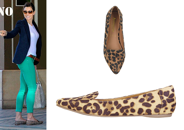 manoletina leopardo accessorize