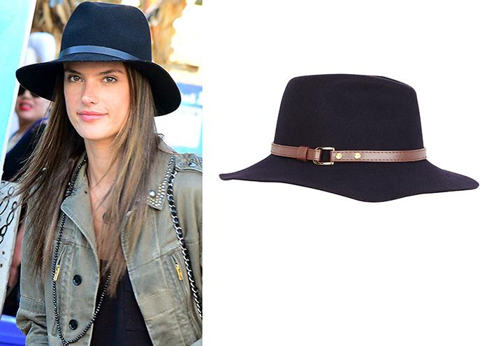 Sombrero ala ancha accessorize