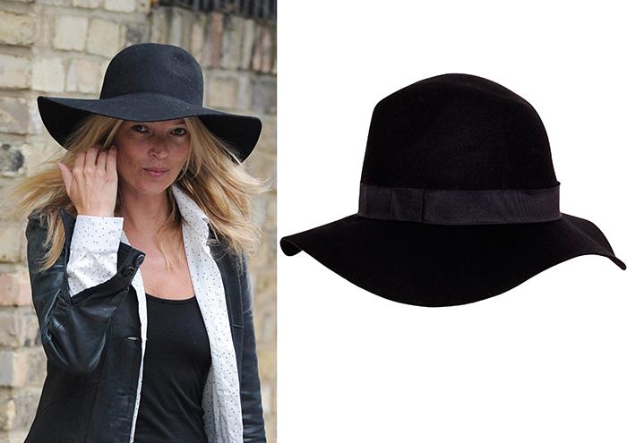 Sombrero negro
