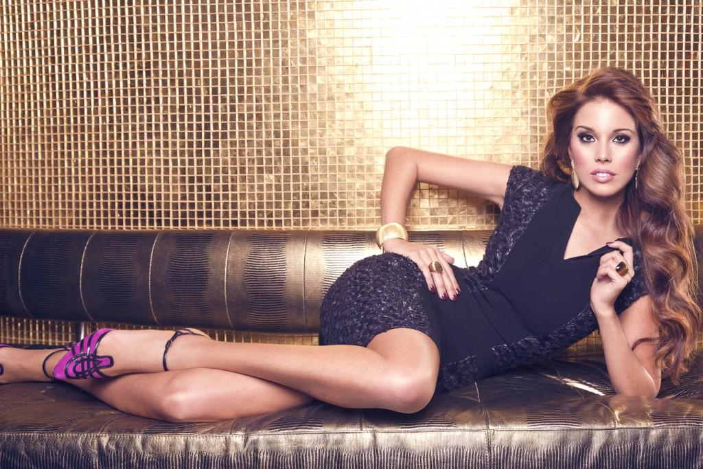 Andrea Huisgen, Miss España, 2011-12-1-andreahuisgen