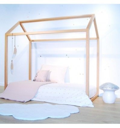 20 imágenes de la cama casita para inspirarnos-49578-estherruiz