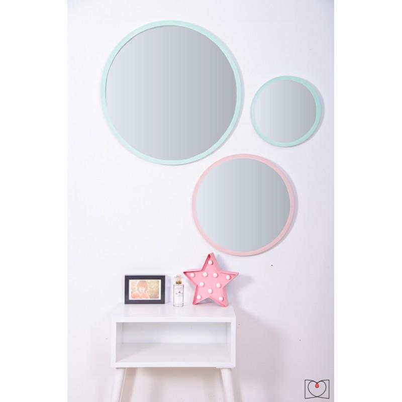 15 imágenes para decorar con espejos redondos-49623-estherruiz