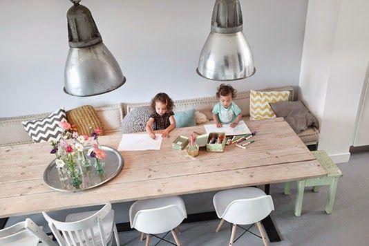 Una casa para disfrutar de la decoración familiar-49878-asieslamoda