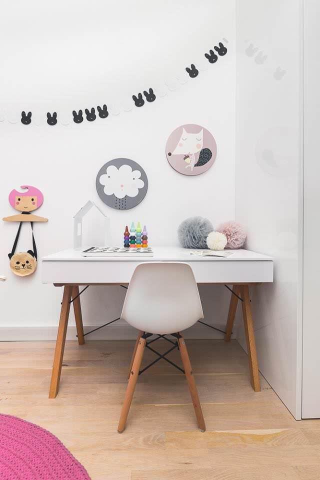 Qué no puede faltar en un escritorio infantil-50050-asieslamoda