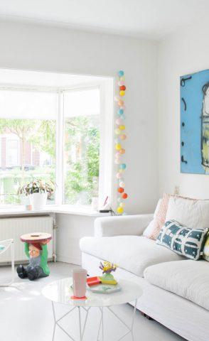 Una casa para disfrutar de familia al estilo hygge