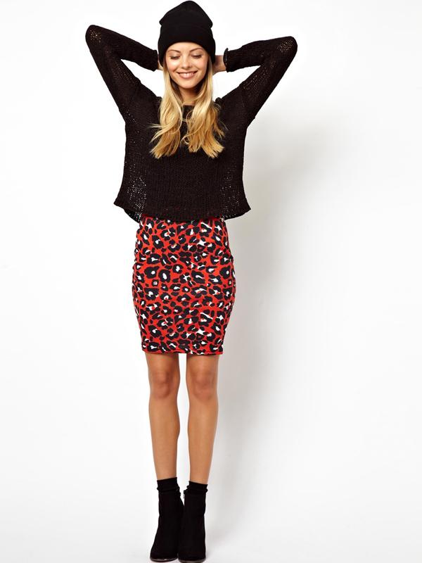 falda-tubo-leopardo