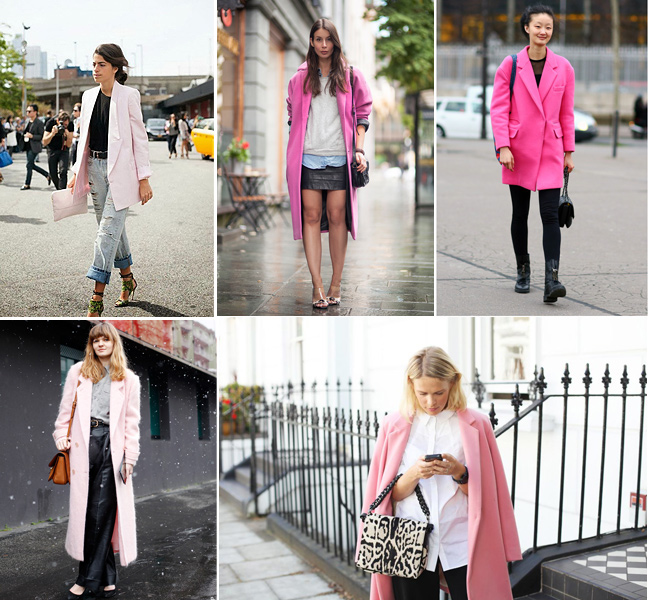 The pink coat - Asos-616-asos