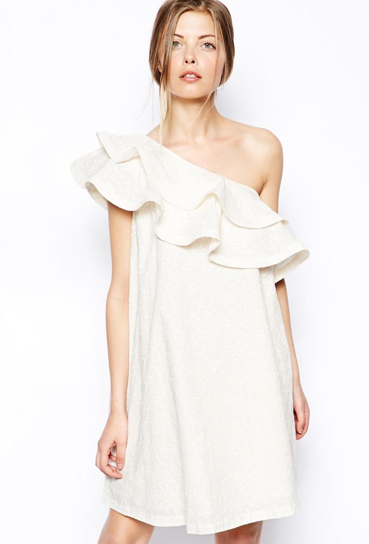 vestido-volantes-asimetrico-asos-stylelovely