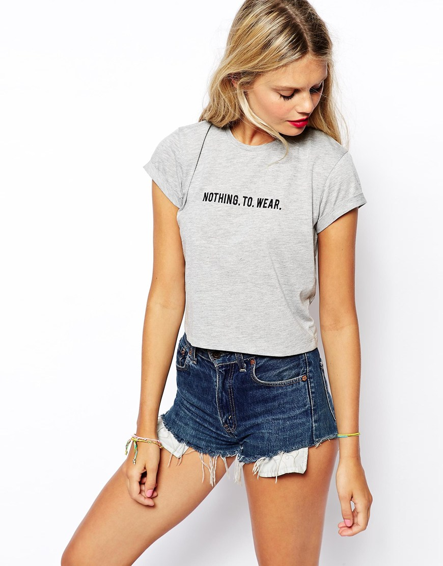 asos-camiseta-mensahe-nothing-to-wear