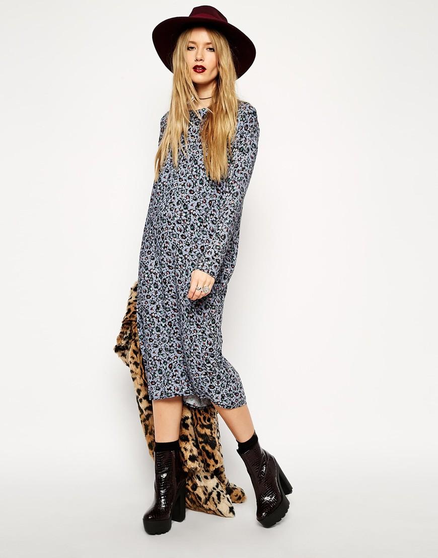 asos-reclaimed_vintage-vestido_midi_estampadpo