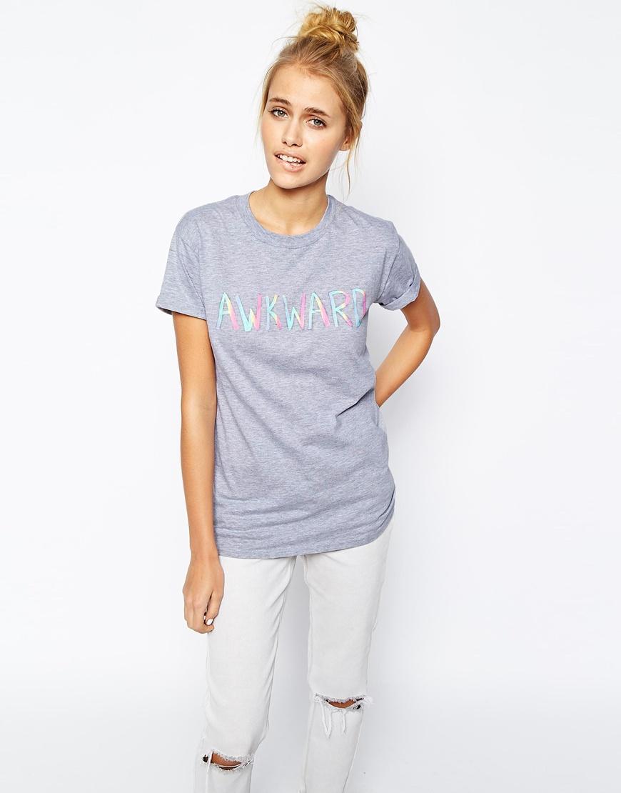 Camisetas con mensaje - Asos-1740-asos