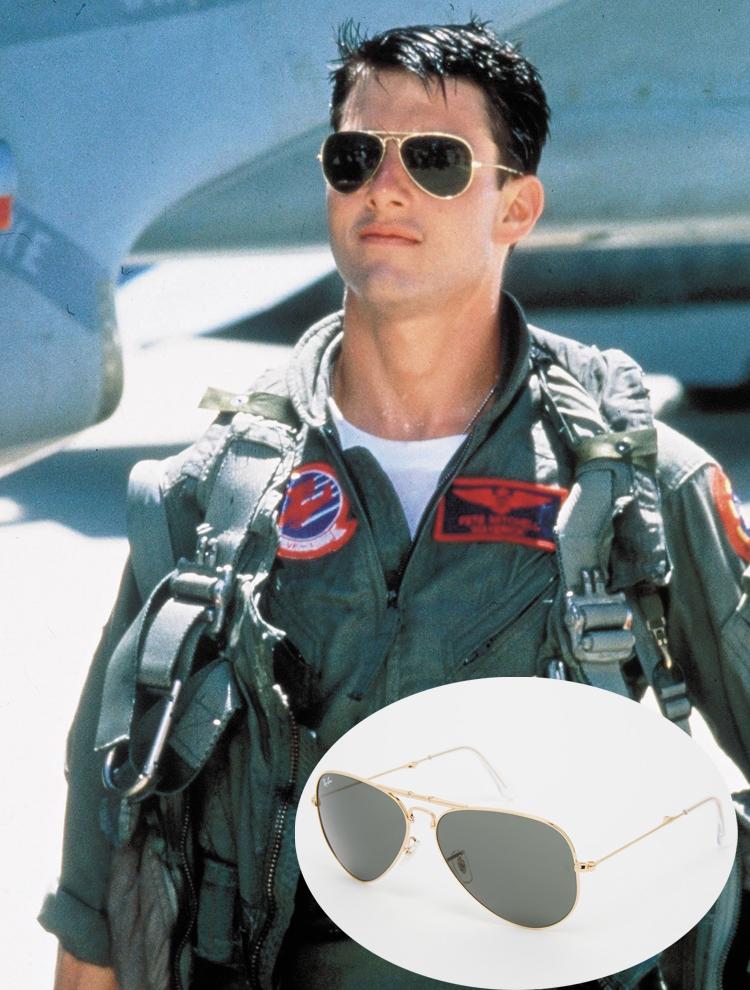 Gafas aviador Asos