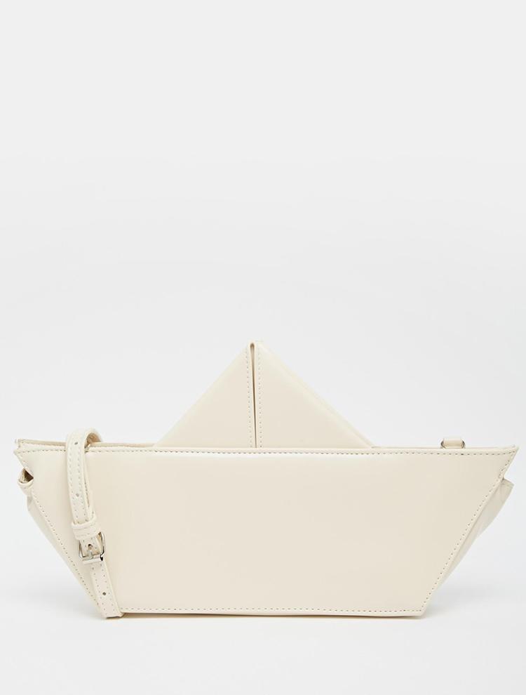 Bolso barco de papel de Asos