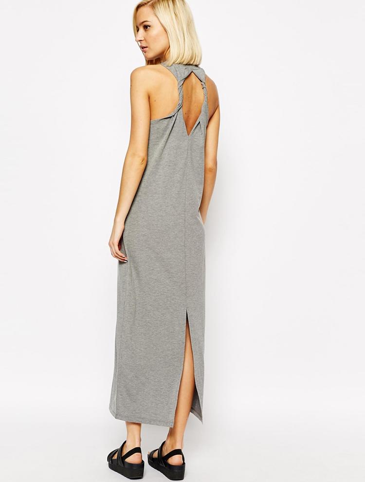 vestido_largo-vestido_sport-estilo_casual-outfit-asos-vestido_gris