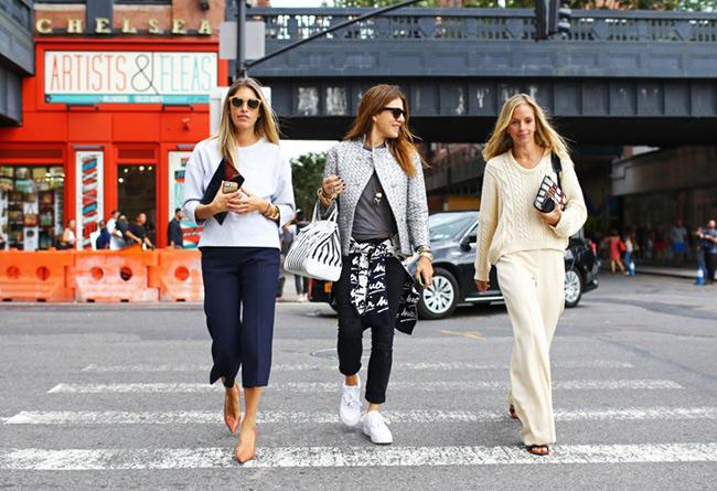 Pantalones street style