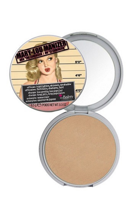 Asos look Victoria's Secret iluminador the balm