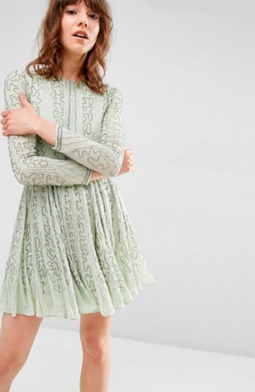 ASOS - Vestidos de fiesta para deslumbrar en navidad - StyleLovely