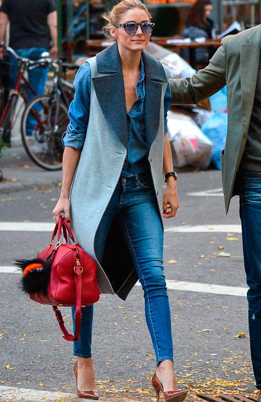 Olivia Palermo en 3 looks