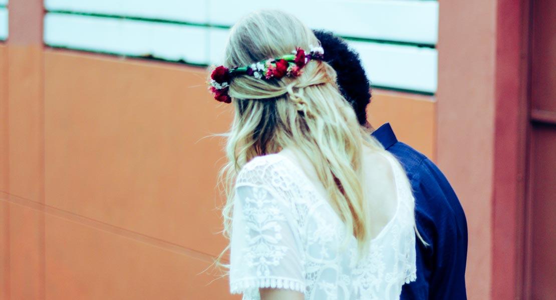 ASOS vestidos de novia low cost