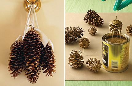 pine-cones-gilded