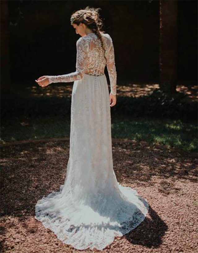 Vestidos novia alicia rueda