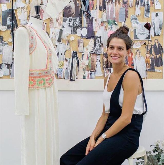 inÉs martÍn alcalde bodas, estilismo novia - a trendy life weddings