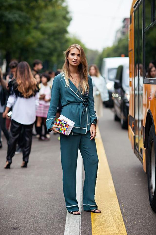 0139180f5 Las prendas del estilo pijama son anchas por lo general