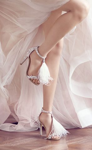 SPECIAL BRIDAL SHOES
