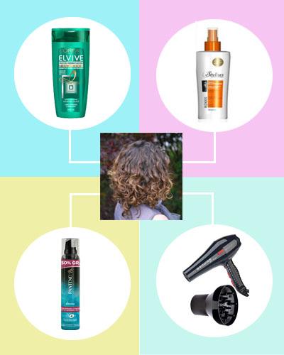 cómo conseguir el pelo rizado perfecto