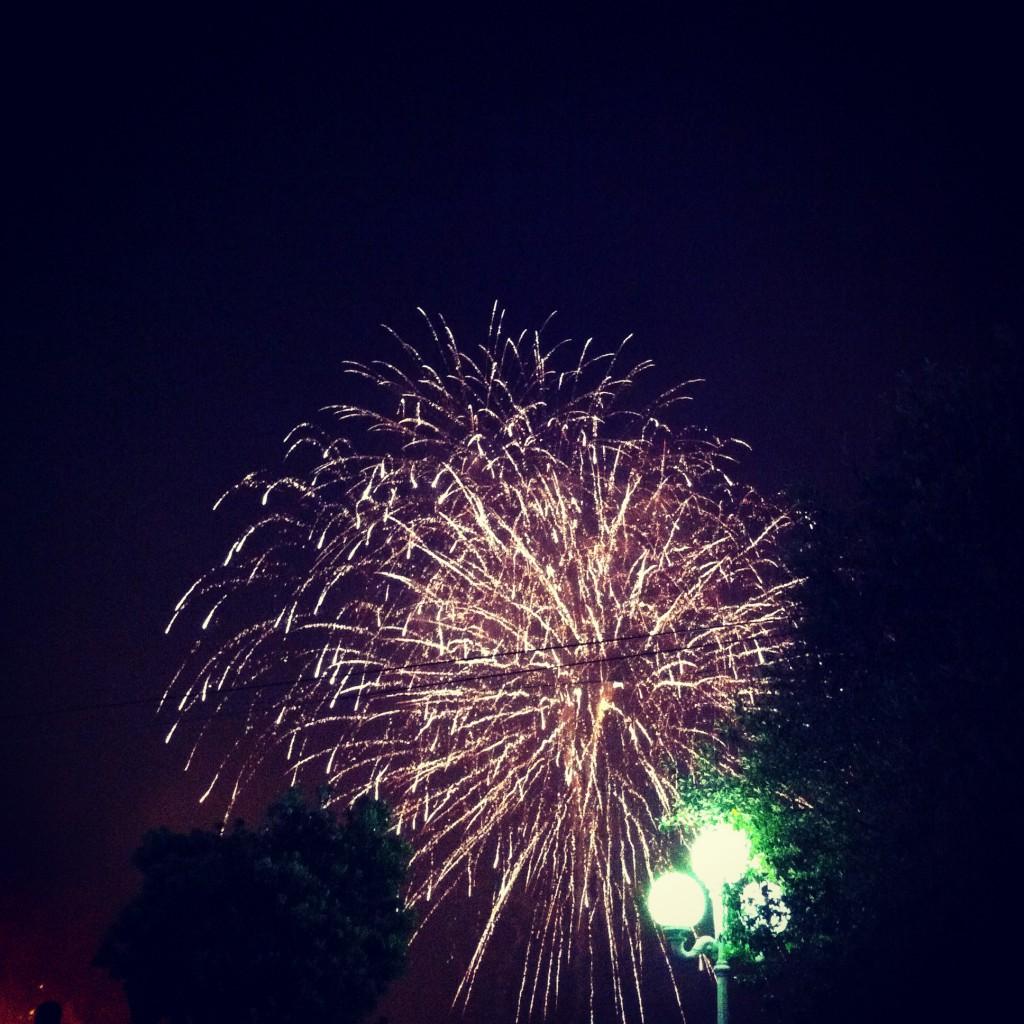 noche de san juan 2014  coruña