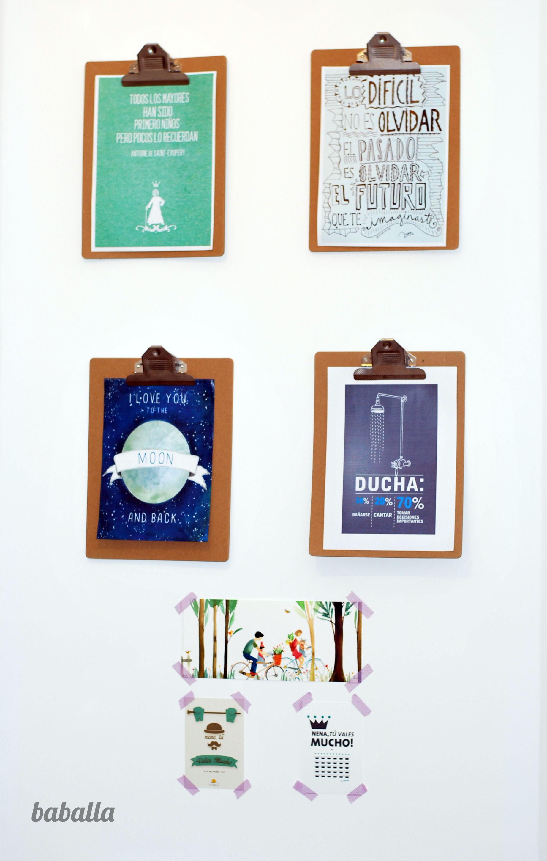 Quiero una casa pinterest nuestra pared motivadora deco - Quiero una casa ...