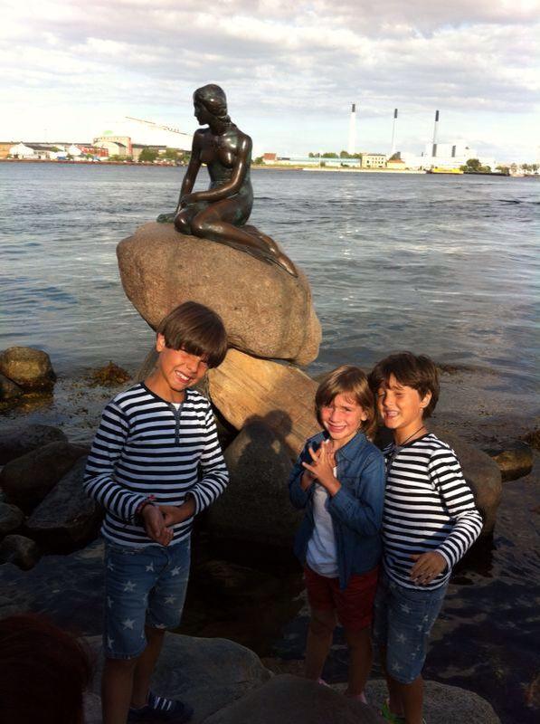 lasirenita_copenhague Copenhague con niños baballa