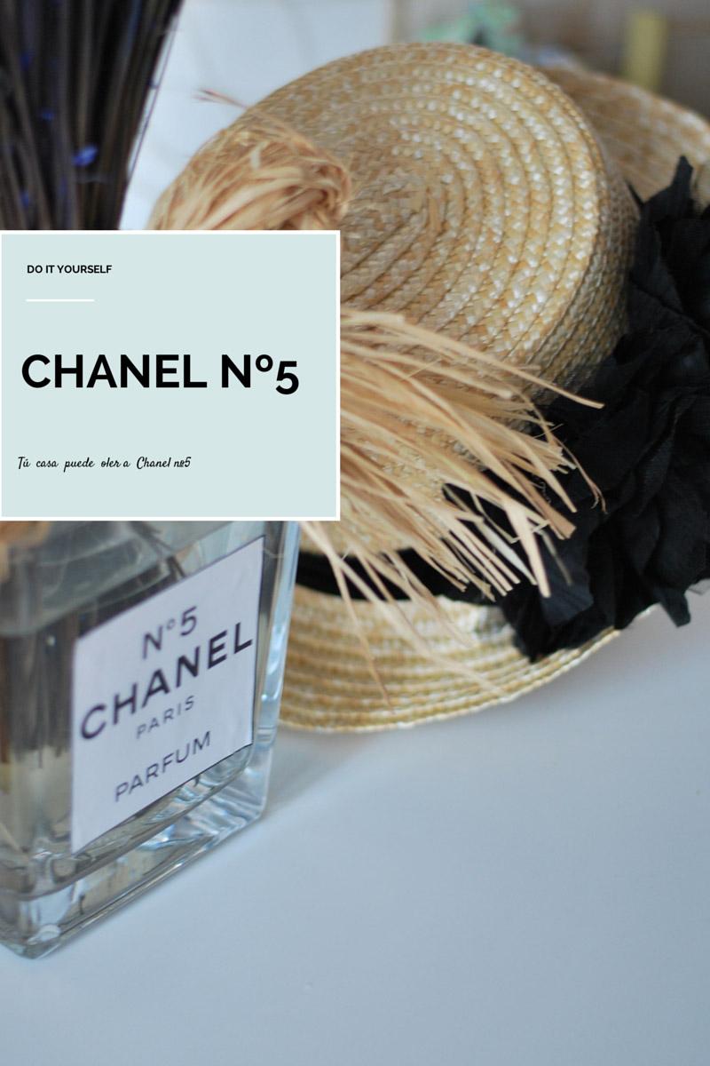 DIY: Chanel nº5-5280-baballa