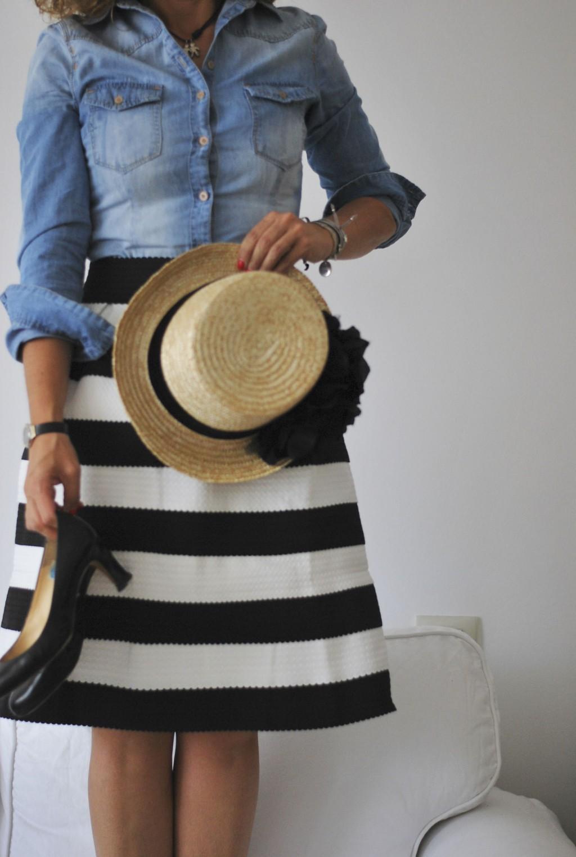 falda_rayas_blanco_y_negro