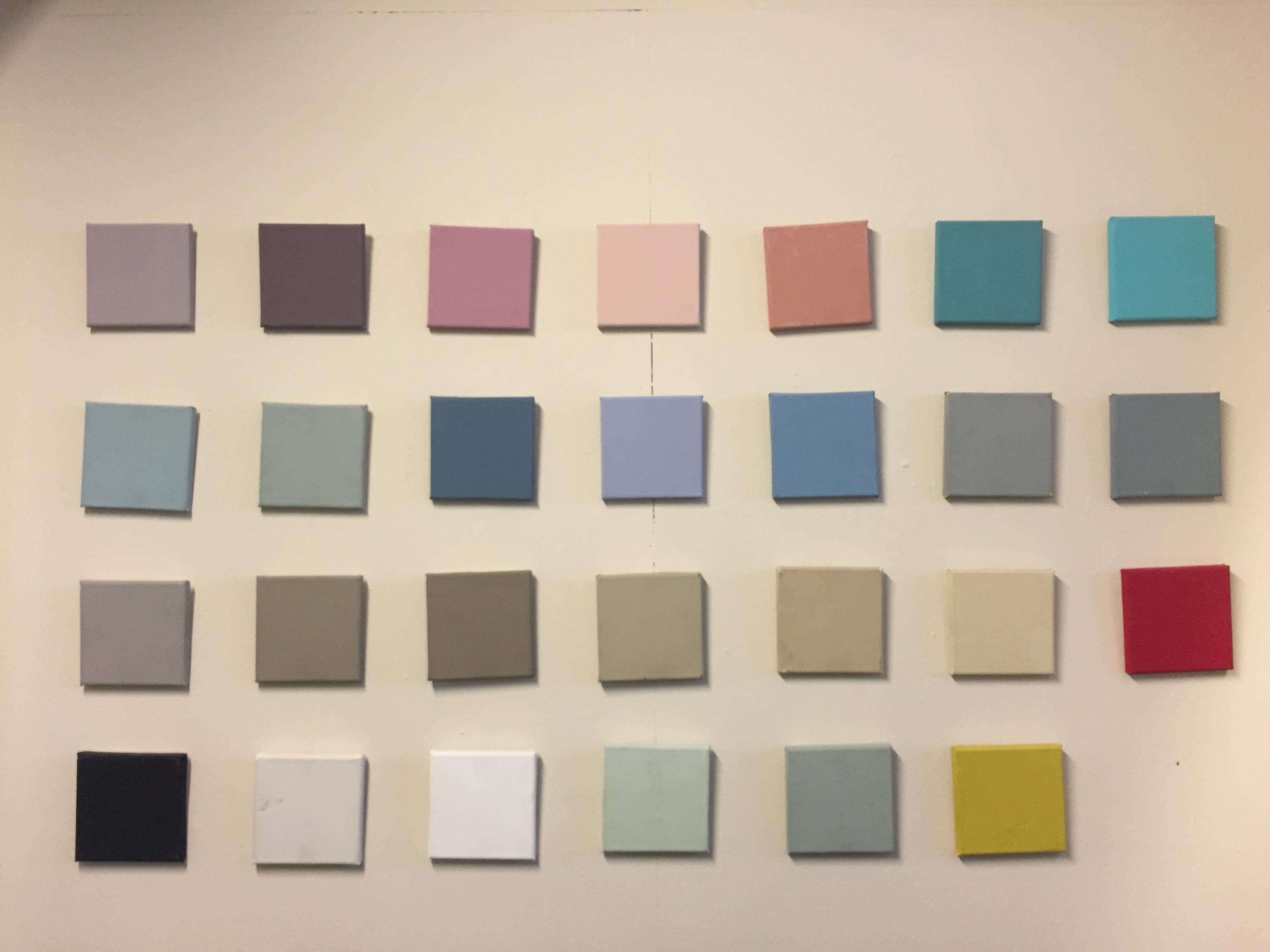 Chalk paint un mundo de posibilidades chalk paint diy - Muebles pintados de colores ...