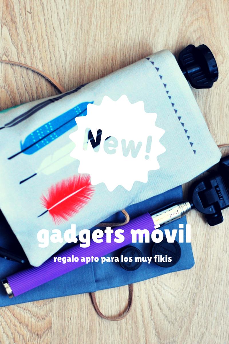 gadgets móvil