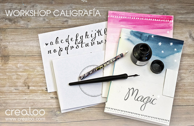 04 crealoo DIY Kit magic caligrafia