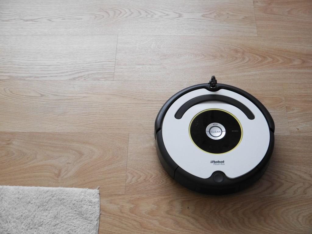 nueva inquilina una  en casa: Roomba*-7148-baballa