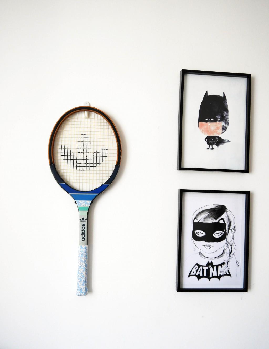 raqueta-vintage-decoracion
