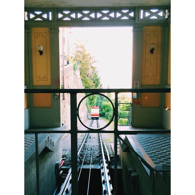 Bérgamo funicular