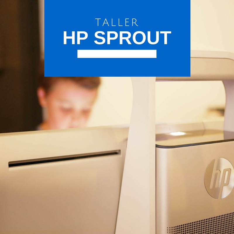 Conociendo la HP Sprout*-8089-baballa