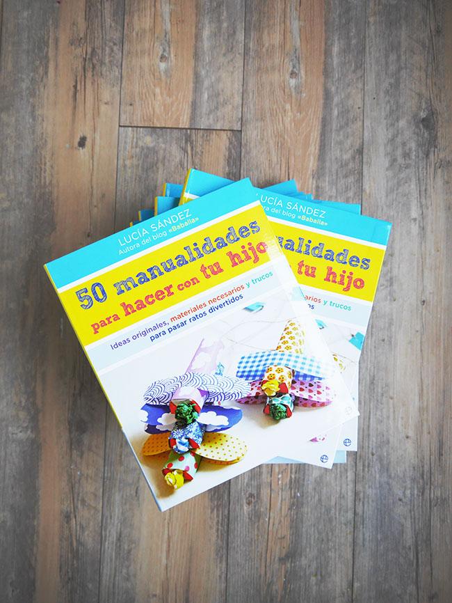 50 manualidades para hacer con tu hijo