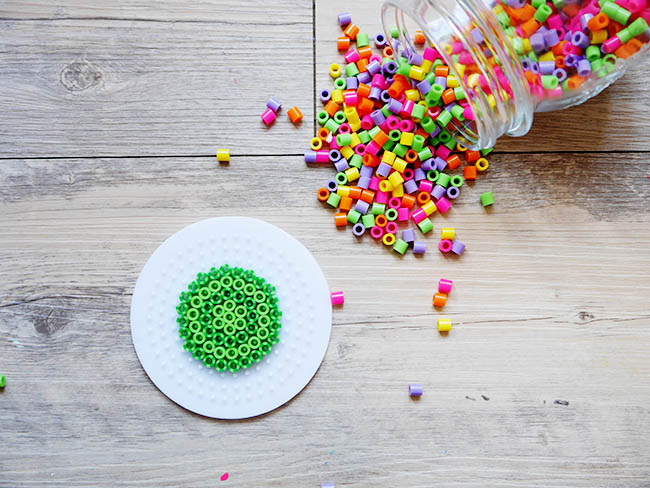hama beads peonzas baballa