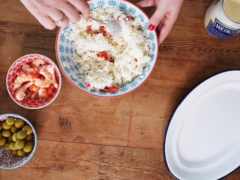 ensaladilla de arroz baballa